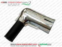 MZ ETS 125, 150, 250 Trophy Sport Buji Başlığı - Metal