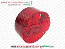 MZ TS 125, 150, 250, 250/1 Arka Stop Lambası Camı