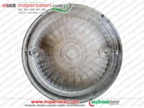 MZ TS 125, 150, 250, 250/1 Arka Sinyal Camı, Oval, Beyaz
