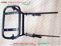 Kanuni MZ 125 Sportstar, 125s Klasik Arka Çanta Demiri - Özel