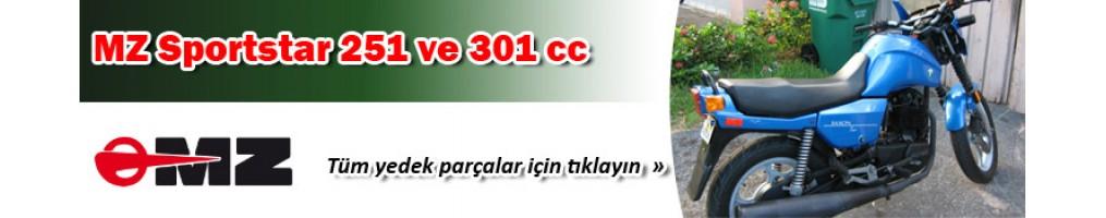 MZ SPORTSTAR 251-301