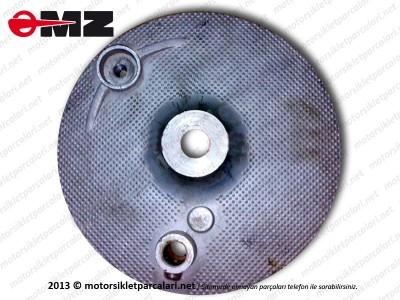 MZ 125, 150 Arka Fren Balata Kapağı - GERMANY