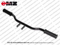 MZ 125, 150 Ön Basamak Demiri lastikler Fiyata dahil değildir
