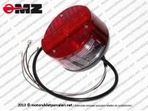 MZ 125, 150, 250 Arka Stop - Eski Model