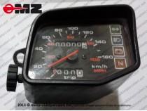 MZ 125, 150, 251, 301 KM (Kilometre) Gösterge Saati - Kare - GERMANY