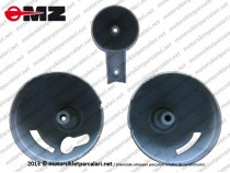 MZ 251, 301 Gösterge Alt Plastikleri - ORJİNAL
