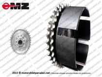 MZ 125, 150 Debriyaj Tası, Komple - GERMANY