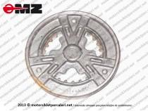 MZ 125, 150 Debriyaj Üst Kapağı - GERMANY