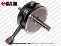 MZ 125, 150 Krank (Germany)