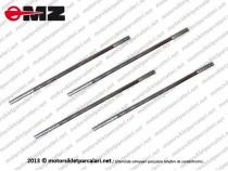 MZ 125, 150 Silindir Saplaması