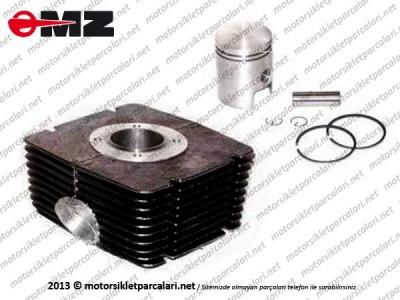 MZ  150 Silindir, Piston, Sekman Seti (Germany)