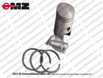 MZ 250, 251 Piston Sekman Seti  Orjinal