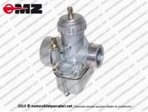 MZ 250, 251, 301 Karbüratör - Eski Model