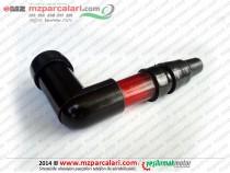 Kanuni MZ 125 Sportstar, 125s Klasik Buji Başlığı (Işıklı)