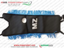MZ 251, 301 Benzin Deposu Kılıfı, Cepli - MAVİ