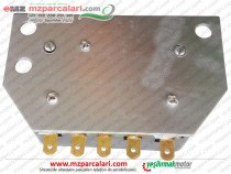 MZ 125, 150, 250, 251, 301 Elektronik Konjektör, Regülatör - 12V, EM