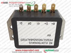 MZ BK 350 Elektronik Konjektör - 6V