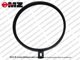 MZ ES 125, 150 Far Çerçevesi - Siyah