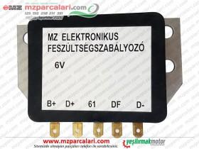 MZ ES 125, 150, 175, 250, 300 Elektronik Konjektör - 6V