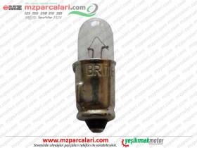 MZ ES 125, 150, 175, 250, 300 Indicator Bulb - 6V