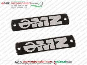MZ ETS 125, 150 Trophy Sport Depo Etiketi