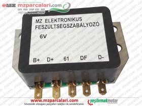 MZ ETS 125, 150, 250 Trophy Sport Elektronik Konjektör - 6V