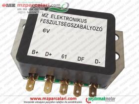 MZ RT 125 Elektronik Konjektör - 6V