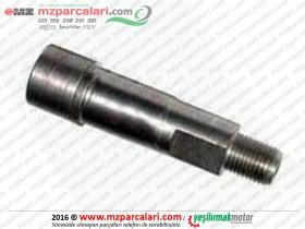 MZ TS 125, 150 Arka Zincir Dişli Göbek Saplaması