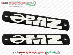 MZ TS 125, 150 Depo Etiketi takım