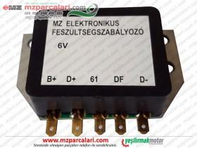MZ TS 125, 150, 250, 250/1 Elektronik Konjektör - 6V