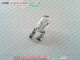 Kanuni MZ 125 Sportstar, 125s Klasik Dipsiz Ampül (Gösterge Ampülü)