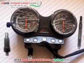 Kanuni MZ 125 Sportstar Km (Kilometre) Saati Gösterge Komple