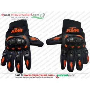 Motorcycle 3 Season Driving Gloves, KTM Gloves