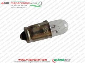 MZ 125, 150, 250, 251, 301 Indicator Bulb - 6V