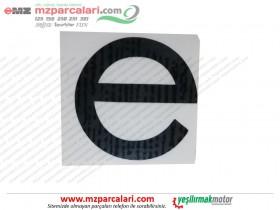 MZ 250 Electronic Sticker Black