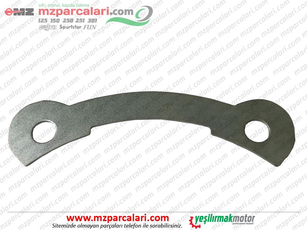 MZ 251, 301 Çelik Jant Arka Dişli Emniyet Sacı (Adet)