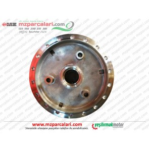Simson S51, S53, Enduro Front-Rear Wheel Hub