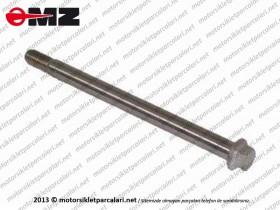 Kanuni MZ 125 Sportstar, 125s Klasik Arka Teker Mili