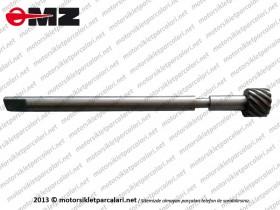 MZ 125, 150, 250, 251, 301 KM Dişli Karşılığı - Eski Model