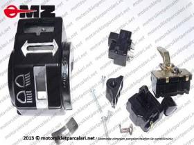 MZ 125, 150, 250, 251, 301 Kumanda Paneli - Eski Model