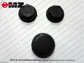 MZ 125, 150, 250, 251, 301 Front Shock Absorber Nut Plugs