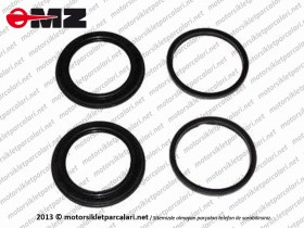 MZ 125, 150, 250, 251, 301 Front Brake Caliper Repair Kit