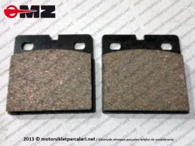 MZ 125, 150, 250, 251, 301 Front Brake Pads