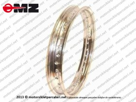 MZ 125, 150, 250, 251, 301 Front Wheel Circle - Sheet Metal