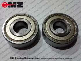 MZ 125, 150, 250, 251, 301 Front Wheel Bearing, Set