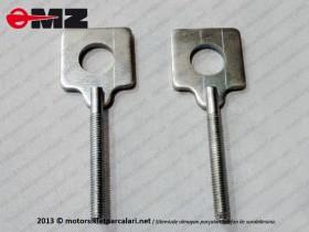 MZ 125, 150, 251, 301 Zincir Gerdirme - Takım