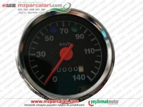 MZ 125, 150, 250, 251, 301 KM (Kilometre) Gösterge Saati - EM -TİP 1