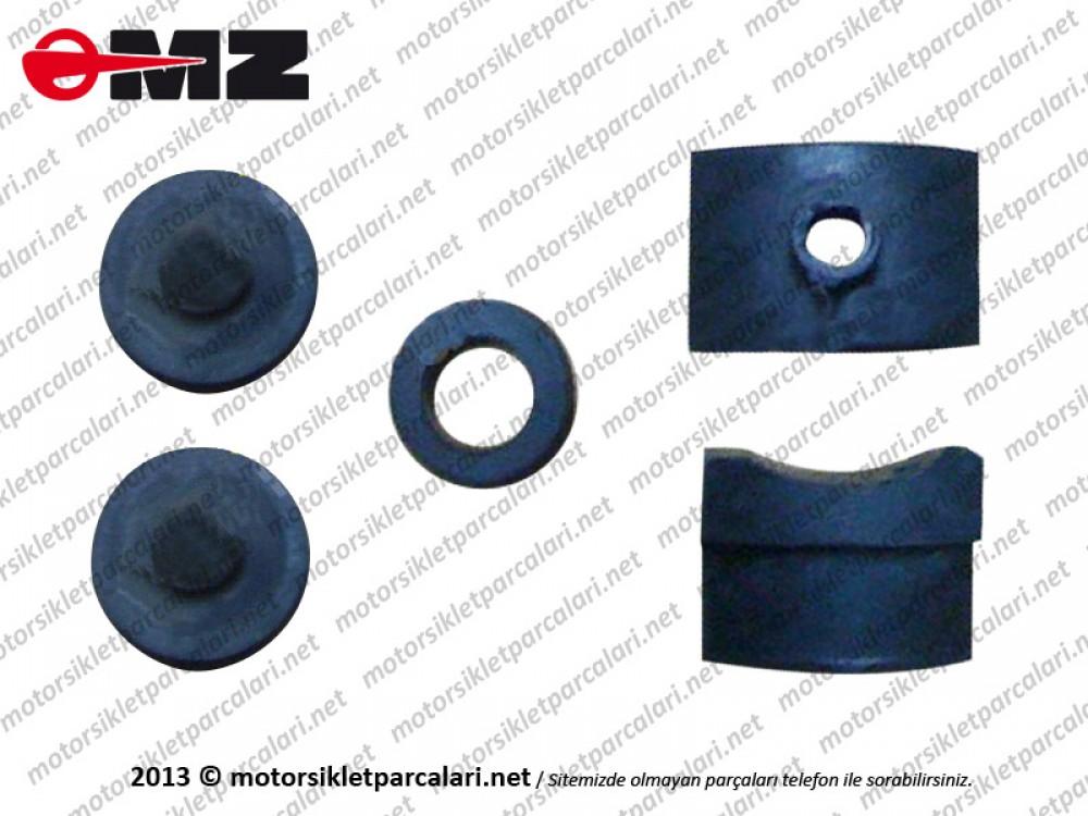 MZ 125, 150, 250, 251, 301 Benzin Depo Takozları - ORJİNAL