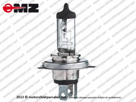 MZ ETZ 125, 150, 250, 251, 301 Headlight Bulb, Mercurial - Philips
