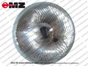Kanuni MZ 125 Sportstar, 125s Klasik Far Atomu (Ay Far)